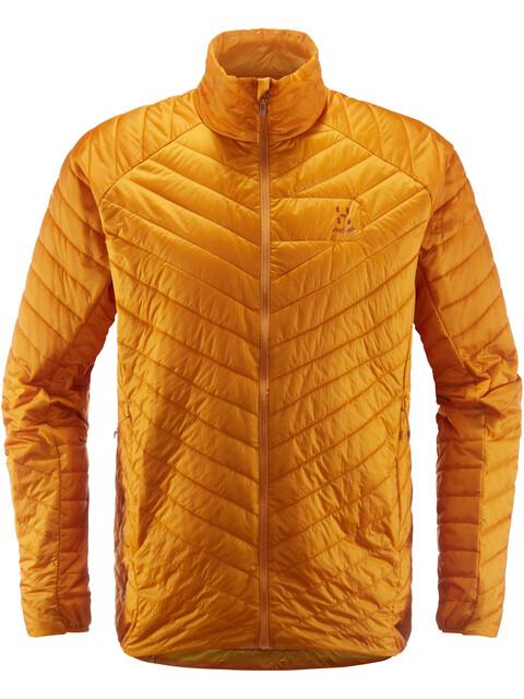Haglöfs M's L.I.M Barrier Jacket Desert Yellow